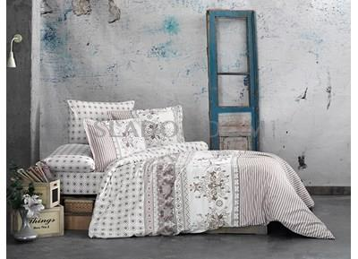 Clasy Costa Flanel Double Duvet Cover Set