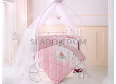 Clasy Rosen Completely Linens Set for Baby Bed